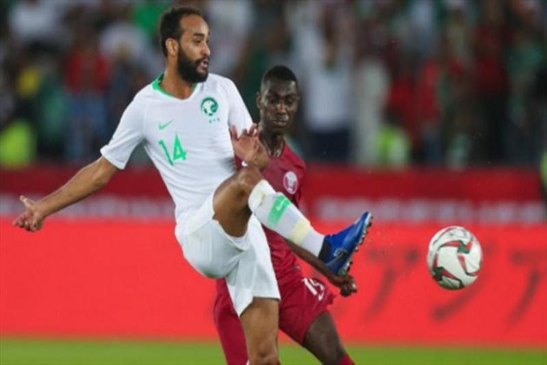 القناة الناقلة لـ مباراة #السعودية و #قطر