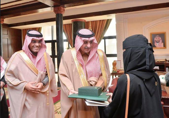 تكريم الفائزين بجائزة أمير تبوك للمبادرات الشبابية - المواطن