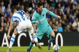 ريال سوسيداد ضد برشلونة