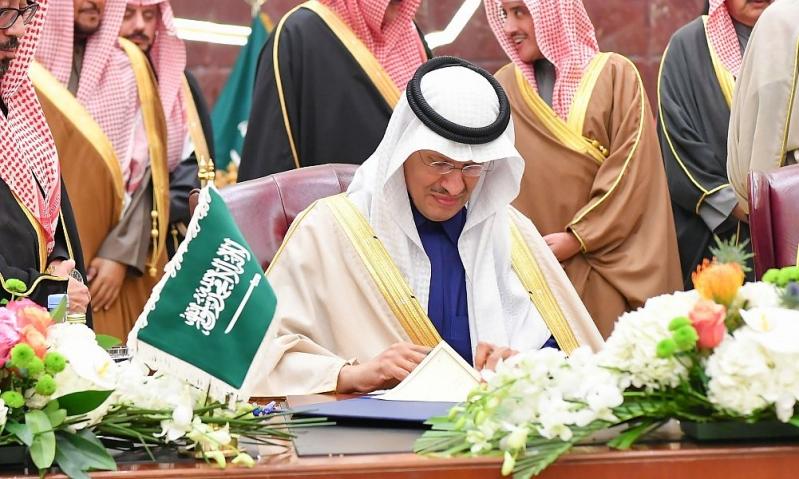 عبدالعزيز بن سلمان: اتفاقية الإنتاج المشترك لن تؤثر على إمدادات النفط