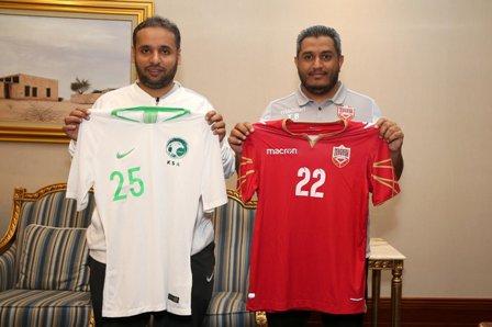 الأخضر بالزي الأبيض في نهائي كأس الخليج