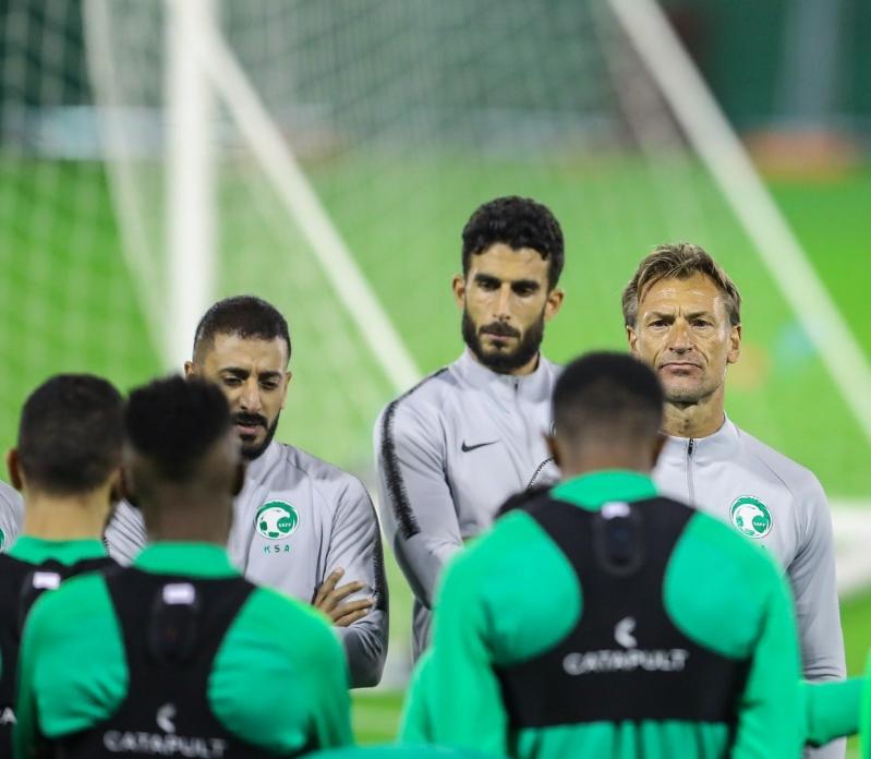 الأخضر يبحث عن اللقب الرابع أمام #البحرين بنهائي خليجي 24