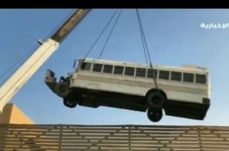 فيديو.. طالبات يحولن حافلة متهالكة إلى تحفة تعليمية للأطفال - المواطن