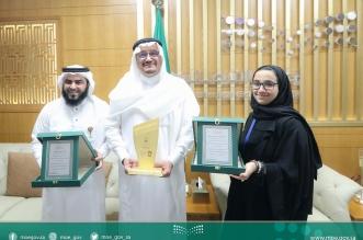 فيديو وصور.. وزير التعليم يكرّم الفائزين بجائزة تحدي القراءة - المواطن