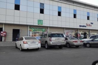 صور.. أكبر مجمع تجاري في الخارش بدون مسجد - المواطن