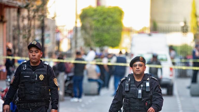 مقتل 4 بإطلاق نار أمام القصر الرئاسي بـ #المكسيك