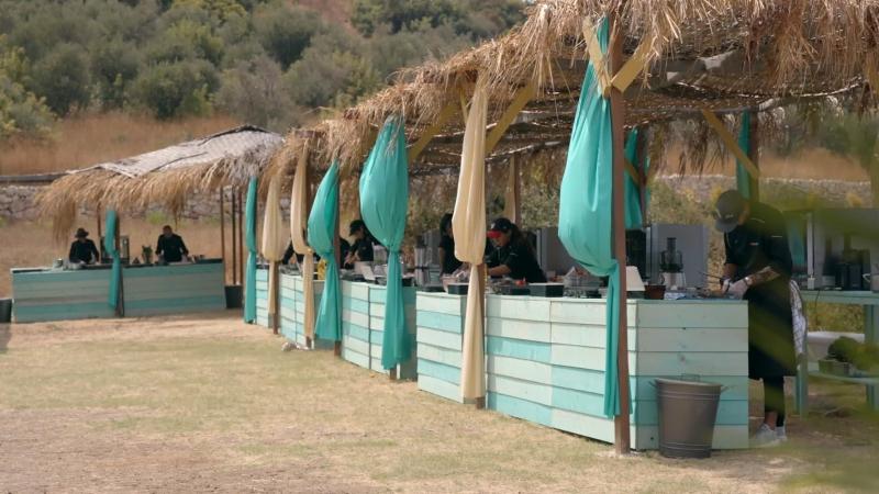 مواجهات على الشاطئ لإثبات الأقوى في Top Chef - المواطن