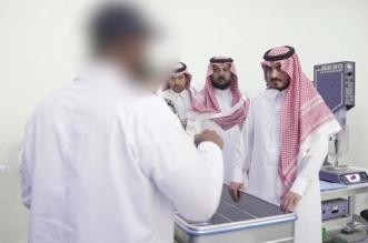 فيديو.. رسالة من نزيل بسجن بريمان أثناء زيارة بدر بن سلطان - المواطن