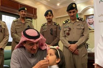 تدشين الحملة الوطنية للتطعيم ضد شلل الأطفال بـ #تنومة - المواطن