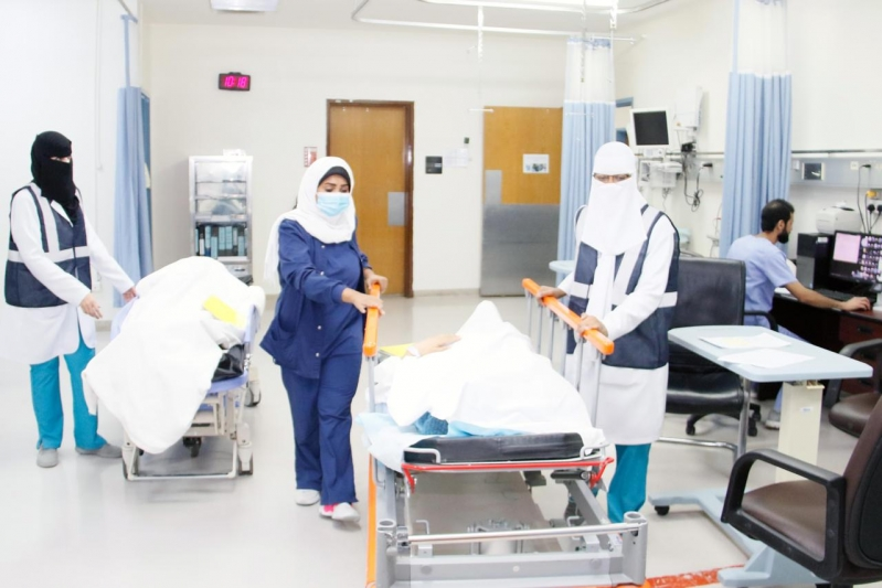 مستشفى الملك سلمان ينهي معاناة 25 مريضًا