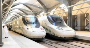 قطار الحرمين يستأنف رحلاته اليومية بين محطتي المدينة ومكة