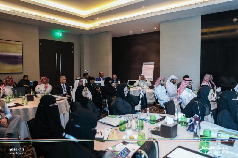 اختتام المؤتمر الدولي الأول لحوكمة الشركات بجامعة الفيصل