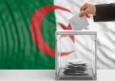 انتهاء التصويت بالانتخابات الرئاسية الجزائرية وبدء فرز الأصوات
