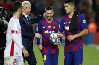 برشلونة ضد مايوركا