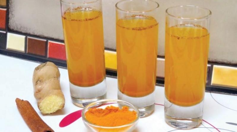 7 مشروبات منزلية لإزالة السموم والتخلص من السمنة