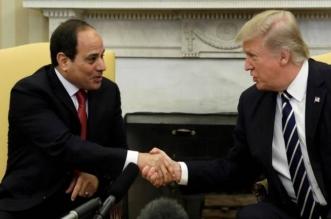 السيسي يؤكد لترامب دعم مصر لجهود الجيش الوطني الليبي - المواطن