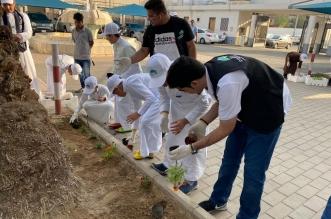صور.. 16 ألف متطوع يشاركون الأمانات للمحافظة على البيئة - المواطن