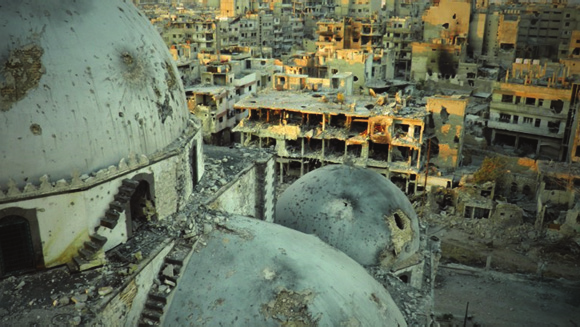 حمص القديمه
