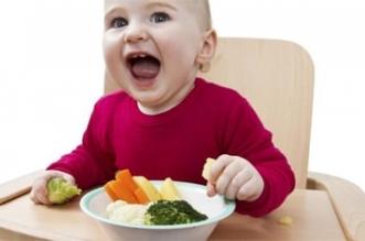 أطعمة طفل