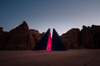 أول نظرة على الأعمال الفنية في Desert X