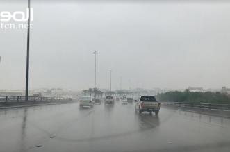 توقعات بـ أمطار رعدية وغبار اليوم - المواطن