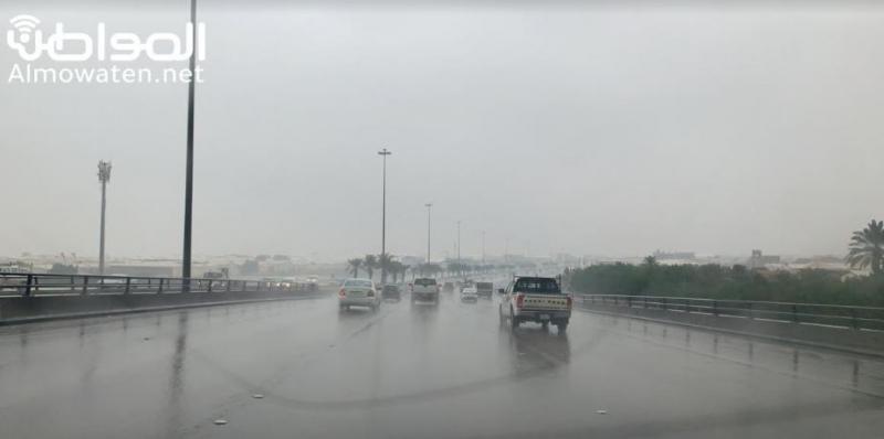 الأرصاد: أمطار رعدية على جازان حتى الثامنة مساء - المواطن