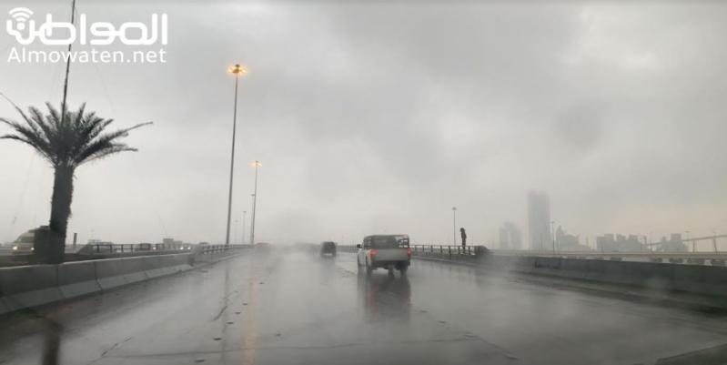 الحصيني يتوقع حالة مطرية تبدأ الخميس وتستمر عدة أيام