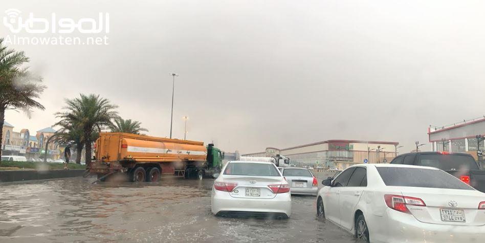 توقعات بـ طقس غير مستقر غدًا: أمطار وبرد وغبار