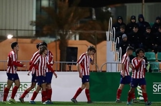 اتلتيكو مدريد ضد سبورتنج لشبونة