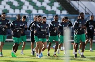 الاهلي قبل مباراة استقلال دوشنبه