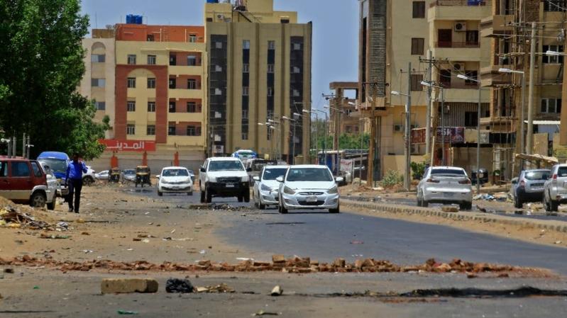 إطلاق نار كثيف في العاصمة السودانية