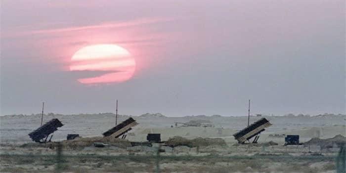 الدفاع الجوي يحبط هجومًا على أرامكو