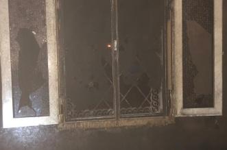 جهاز تكييف يتسبب في احتراق أحد المنازل بجازان - المواطن