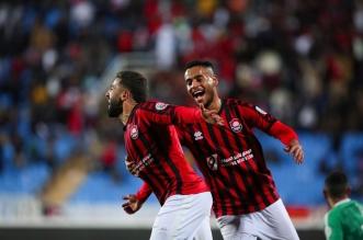الرائد في الدوري السعودي للمحترفين