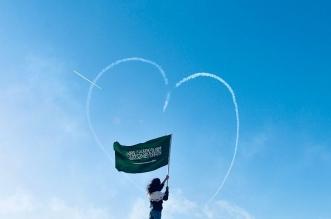الصقور السعودية تزين سماء ربيع بريدة بالعروض الجوية - المواطن