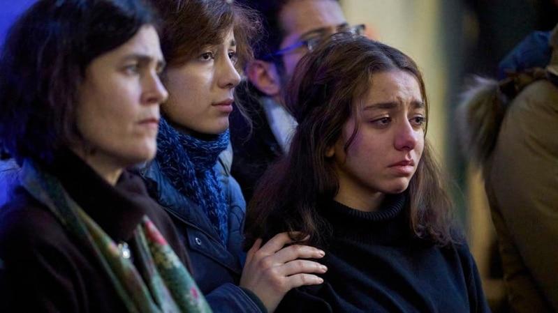 أهالي ضحايا الطائرة الأوكرانية يقاضون إيران