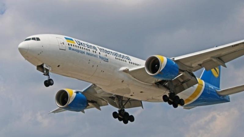 تحطم طائرة أوكرانية أقلعت من طهران وعلى متنها 180 راكباً