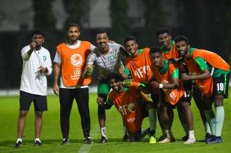 الأخضر يفتح ملف مباراة سوريا - المواطن