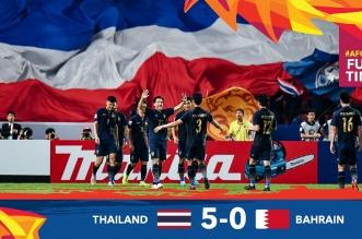تايلاند تكتسح البحرين بخماسية في كأس آسيا - المواطن