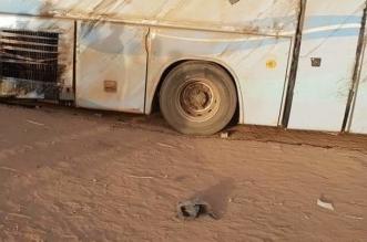 وفاة 7 وإصابة 40 في تصادم حافلتين بالسودان - المواطن