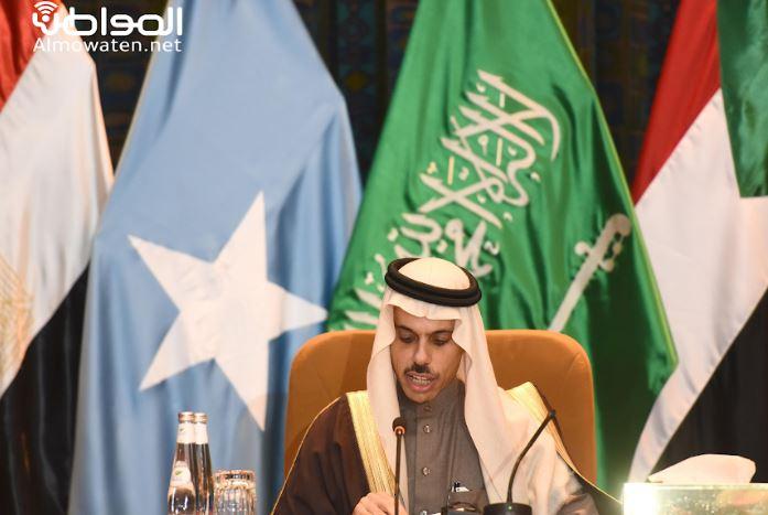 وزير الخارجية : الملك سلمان يدعو لقمة قادة الدول المشاطئة قريبًا