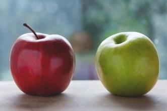 دراسة جديدة : تفاحة واحدة لا تكفي - المواطن