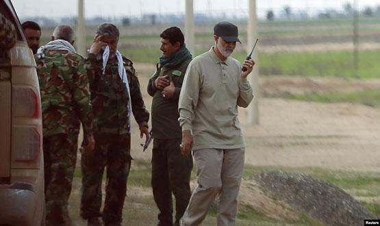 إيران Iran تحاول نقل جثة قاسم سليماني من العراق