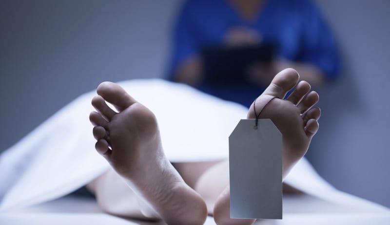 صورة جثة