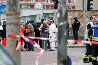 حادث إطلاق نار في ألمانيا