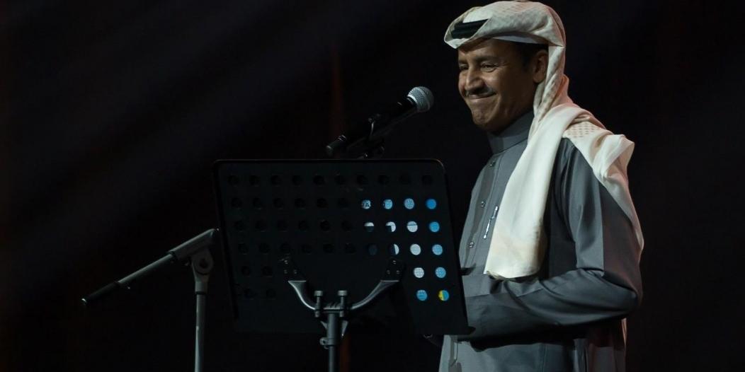 شاهد بالفيديو .. خالد عبد الرحمن في القصيم
