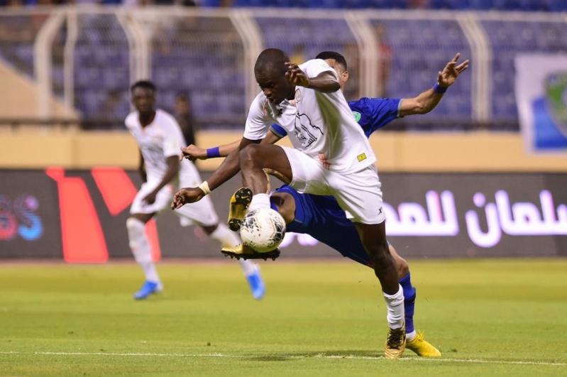 أسبريا صاحب أسرع هدف في دوري محمد بن سلمان