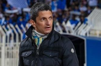 لوشيسكو في مباراة الهلال والفيصلي