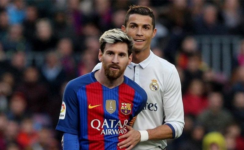 ميسي يفتقد تواجد رونالدو في الدوري الإسباني