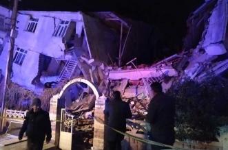 تأثير زلزال تركيا